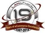 LANshack.com - 15 Years of Ecommerce Excellence!