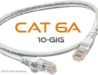Cat 6A Patch Cable
