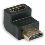 HDMI Male to Female 270 Degree Gold Plated Adapter