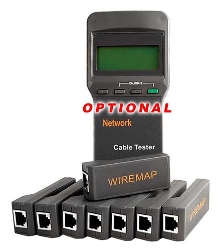 Cable tech tool bag - 8 $15495 + lan-pro custom basic ii electro-tech toolkit