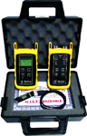 WaveTester SM Auto-test Kit with integrated VFL