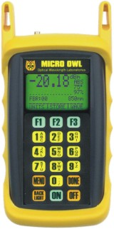 Micro OWL 2 optical power meter