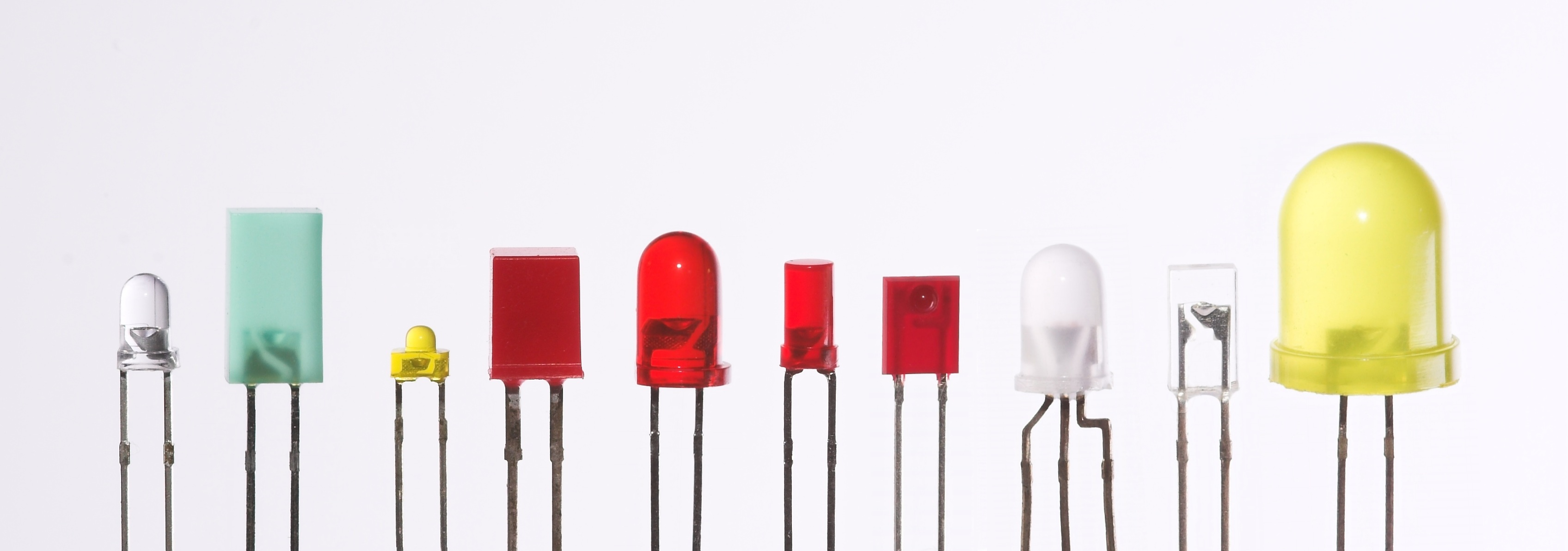 LED Technology on ceramic capacitor types